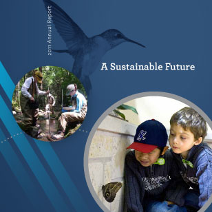 cover of the 2011 Annual Report