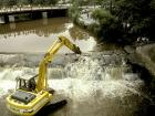 photo of dam removal