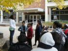 WINS students in college tour of Penn State University