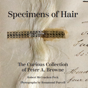 specimens of hair