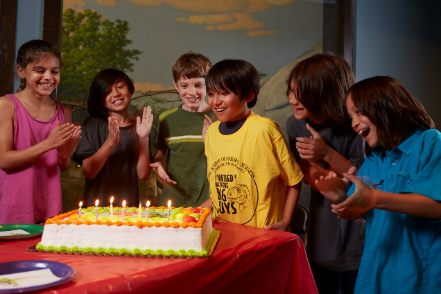 birthday parties the academy of natural sciences of drexel university