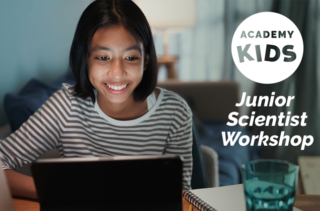 Junior Scientist Virtual Workshop