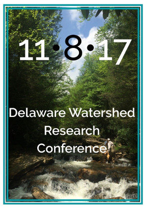 delaware watershed research conference
