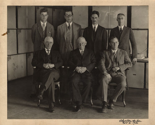 Ornithology Department c.1930