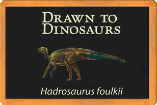 Drawn to Dinosaurs: Hardrosaurus foulkii