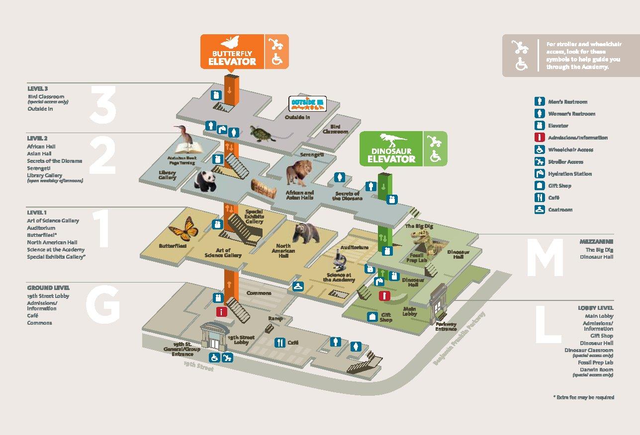 museum floor plan - Floor Map Design