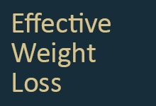 Effective Weight Loss: An Acceptance-Based Behavioral Approach by Evan Forman and Meghan Butryn