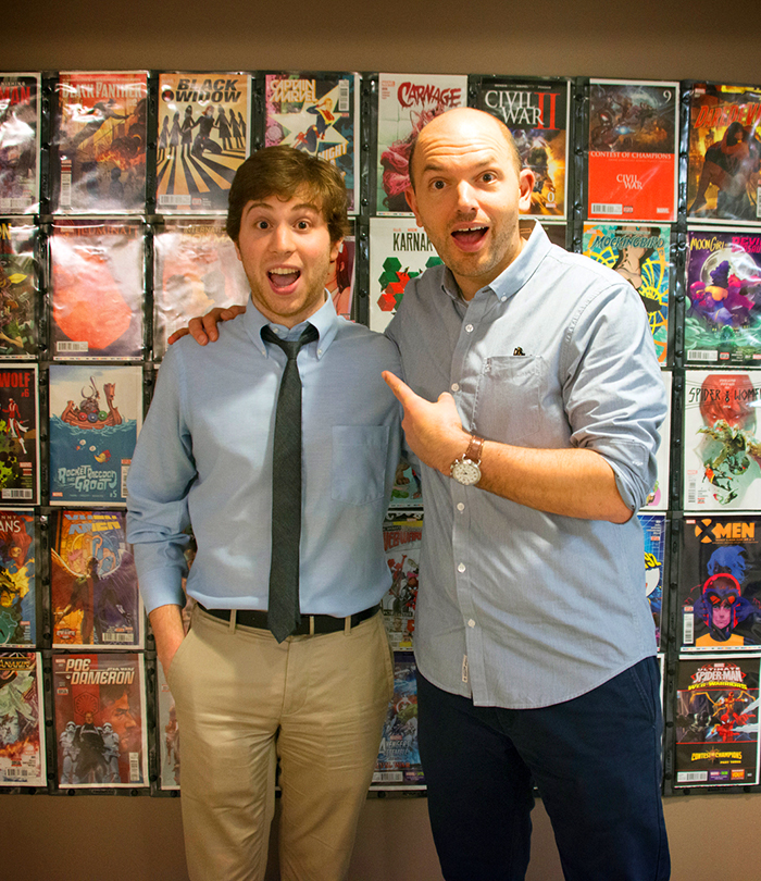Drexel Communication Student Josh Weiss on Co-op at Marvel Comics